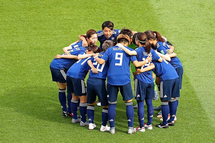 なでしこジャパンは今W杯でグループリーグ突破を決めた【写真:Getty Images】