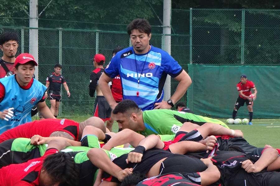箕内氏は「強度の高い試合が足りない」と課題を指摘した【写真:吉田宏】
