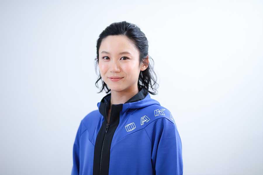 平昌五輪で団体も含め金・銀・銅と3種類のメダルを獲得した高木美帆【写真:荒川祐史】