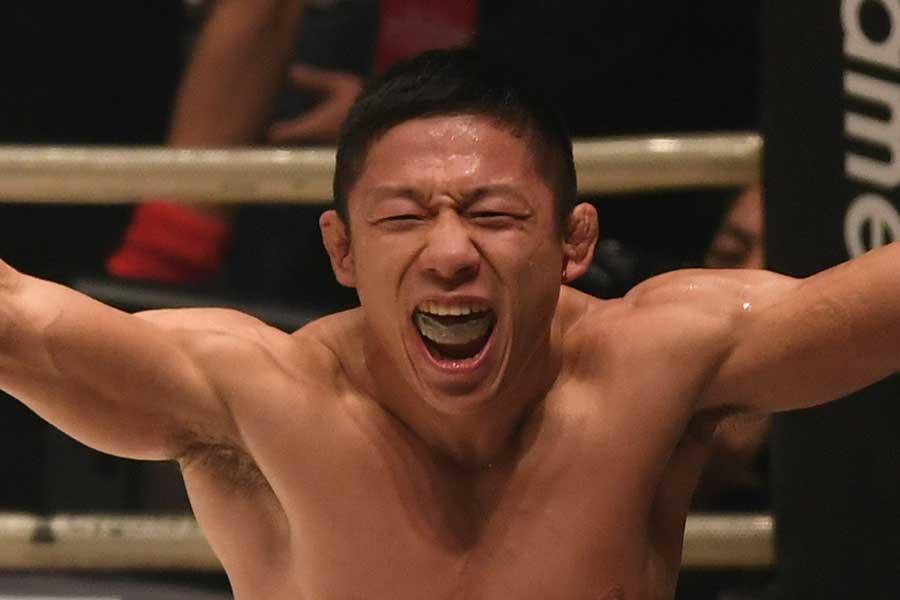 堀口恭司とジュアン・アーチュレッタの試合は実現するだろうか【写真:Getty Images】