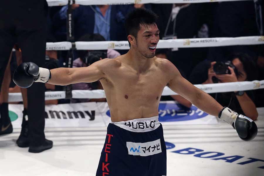 村田諒太が世界王座奪還に成功【写真:Getty Images】