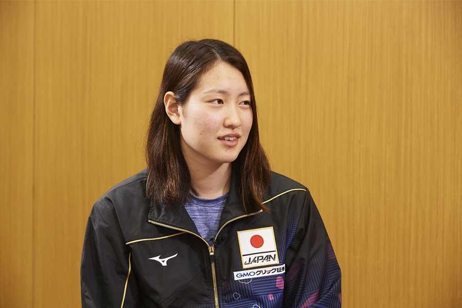 酒井夏海が語る、日本代表の中で刺激を受ける選手とは【写真:テレビ朝日】