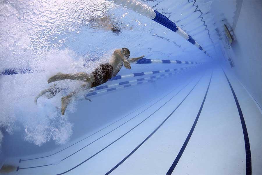 水泳によって得られる効果とは