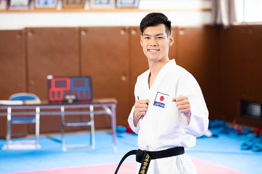東京五輪で金メダル獲得を目指す西村拳【写真:松橋晶子】