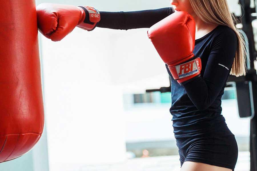 いい体を作るにはボクシングもうってつけ!?