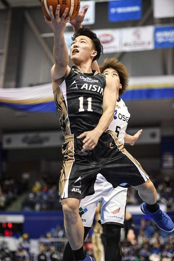 競技人生の危機を救ってくれたのは兄だったと熊谷は話す【写真:(C)SeahorsesMIKAWA Co.,Ltd.】