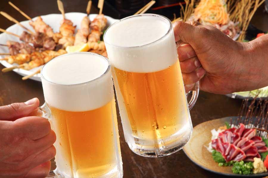ビールは、どの量をどう飲めばいい?