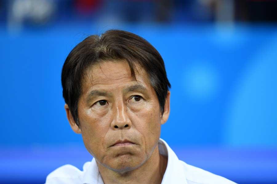 タイ代表に就任した西野朗監督【写真:Getty Images】