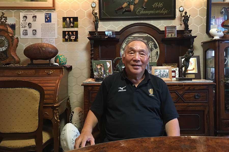 坂田好弘氏が注目する日本代表の強みとは【写真:吉田宏】
