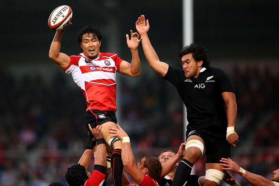 日本代表の躍進を支えてきた伊藤鐘史氏【写真:Getty Images】