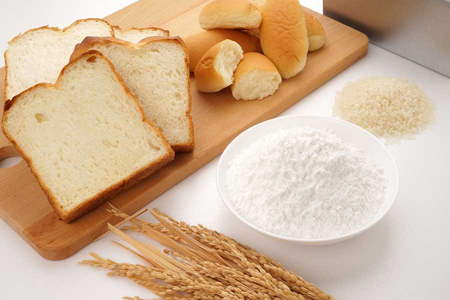 小麦粉を使った食品や炭水化物を減らす「グルテンフリー食」の気になる効果と現状は?