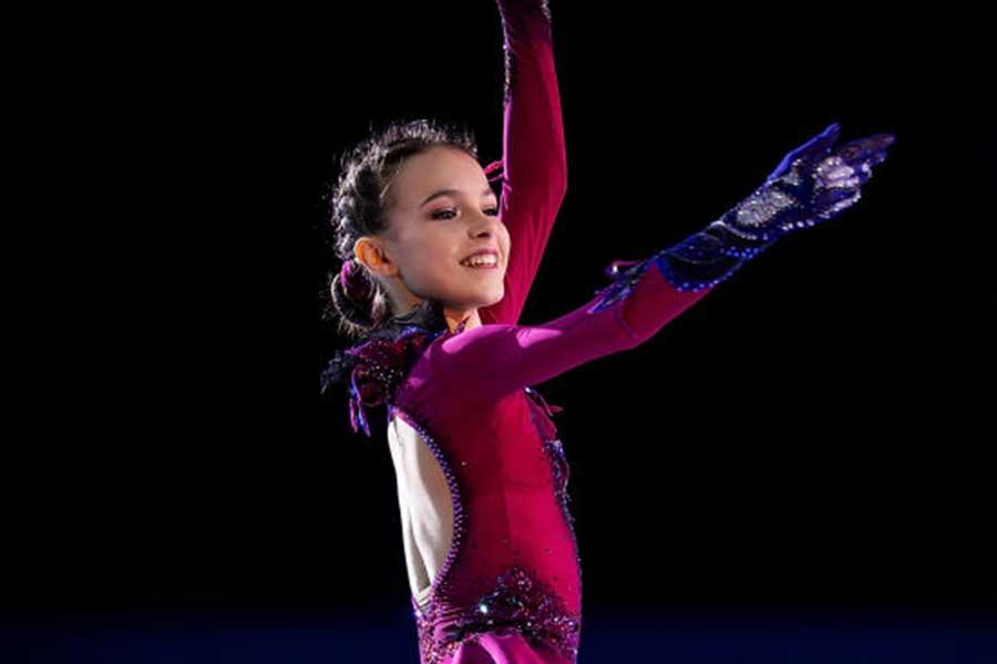 アンナ・シェルバコワ【写真:Getty Images】