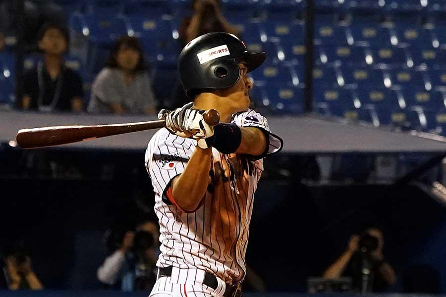 大学日本代表で活躍した柳町達【写真:Getty Images】