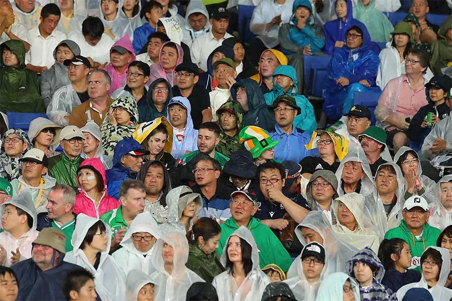 豪州メディアが日本のファンを絶賛【写真:Getty Images】