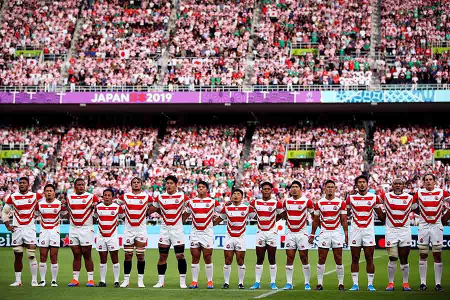 リーチ・マイケルがゲーム主将に復帰、日本は13日にスコットランド戦と激突する【写真:Getty Images】