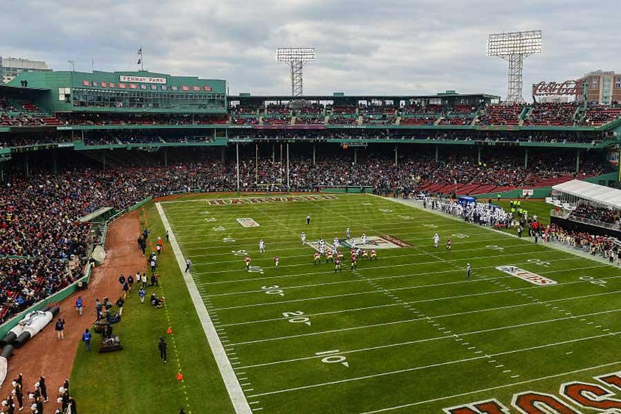 大学スポーツが盛んな米国ではリクルートも一大ビジネスに【写真:Getty Images】