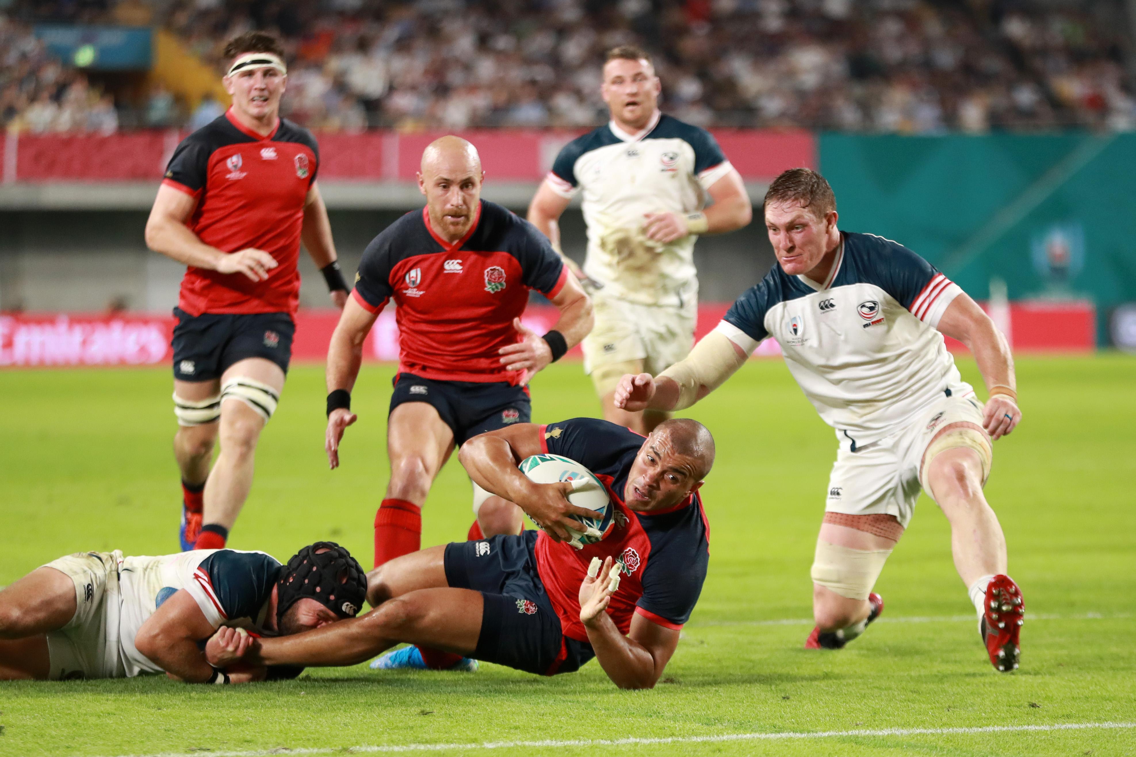 イングランドが米国に圧勝【写真:Getty Images】