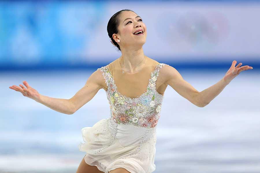鈴木明子さんが更新したツイッターには歴代スターがズラリ…【写真:Getty Images】
