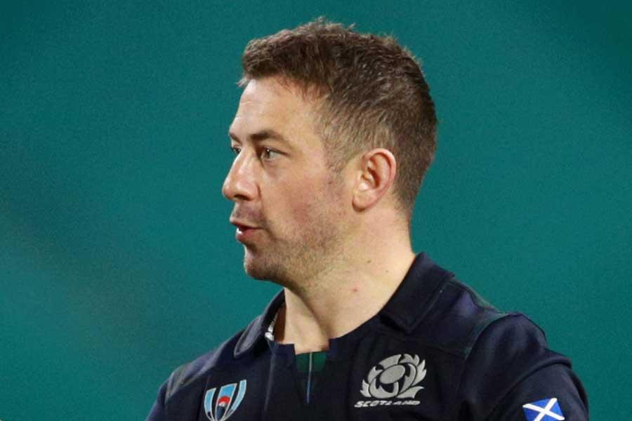 スコットランドのグレイグ・レイドロー【写真:Getty Images】