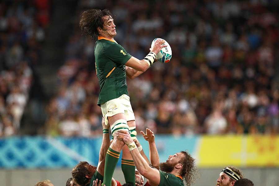 南アフリカ代表のモスタート【写真:Getty Images】