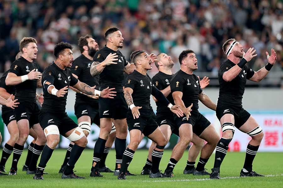 ラグビー・ニュージーランド代表【写真:Getty Images】