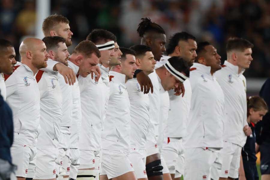 イングランドは決勝で南アフリカと対戦する【写真:荒川祐史】
