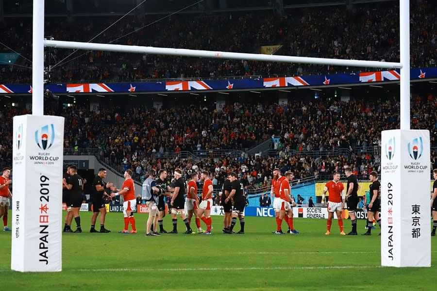 ニュージーランドは3位、ウェールズは4位でそれぞれ大会を終えた【写真:荒川祐史】