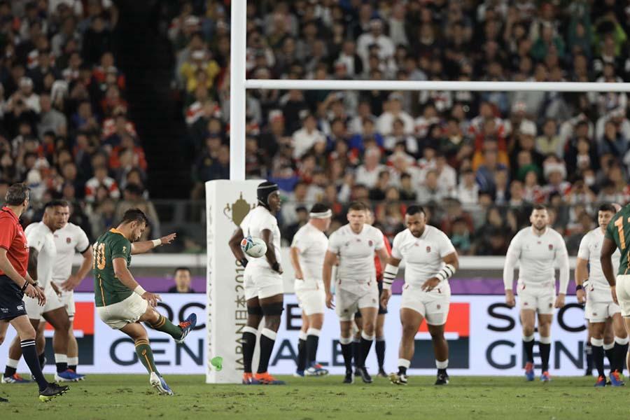イングランドは2度目の優勝ならず【写真:荒川祐史】