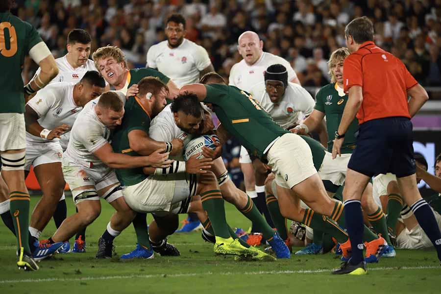 決勝はイングランドと南アフリカが激突【写真:荒川祐史】