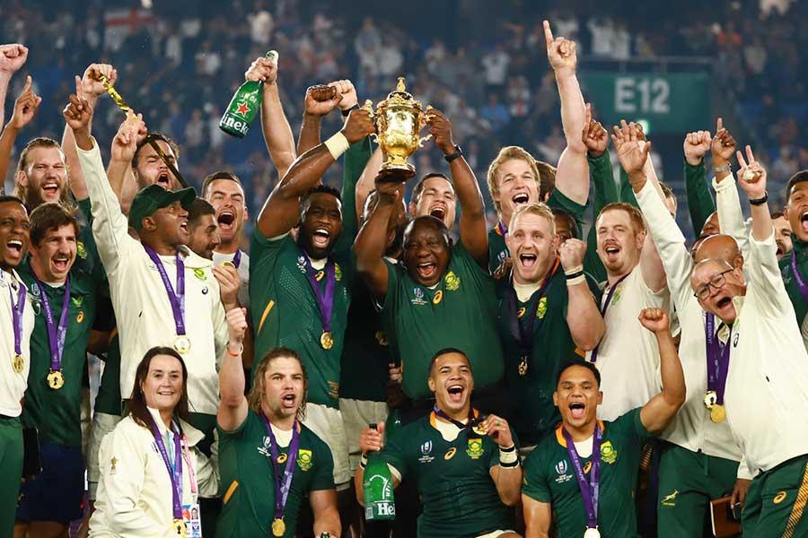 南アフリカが3度目の優勝【写真:荒川祐史】