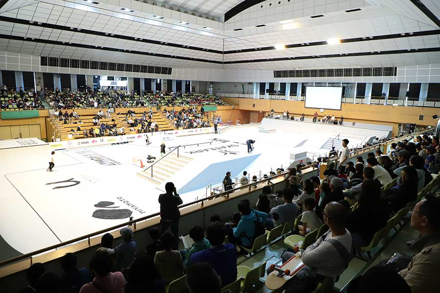 2020年4月22日から26日に神奈川県寒川町で「ARK LEAGUE 2020 IN SAMUKAWA」が行われる【写真:荒川祐史】