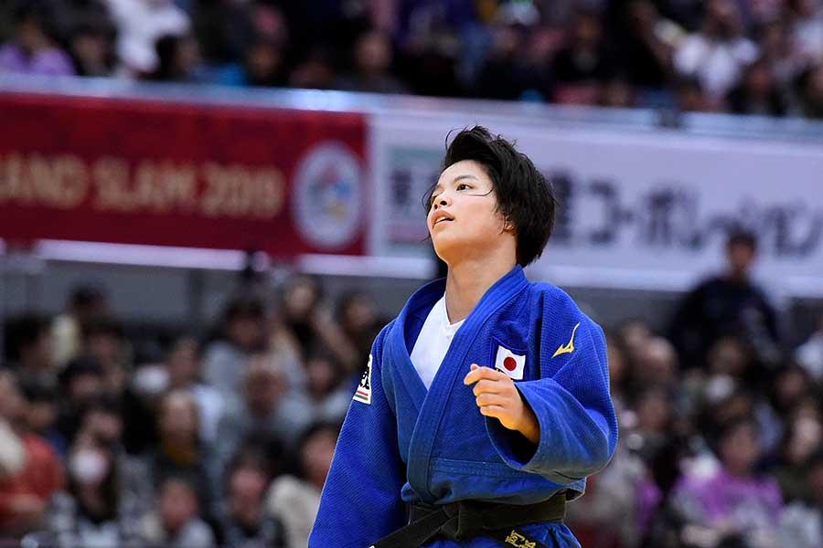 阿部詩は大会3連覇を逃した【写真:Getty Images】