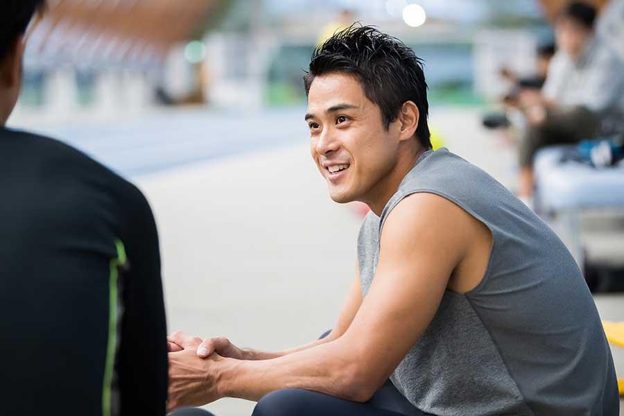 和田賢一は「イップス」に苦しんでいたが、受験勉強をきっかけに前向きになっていった【写真:小林靖】