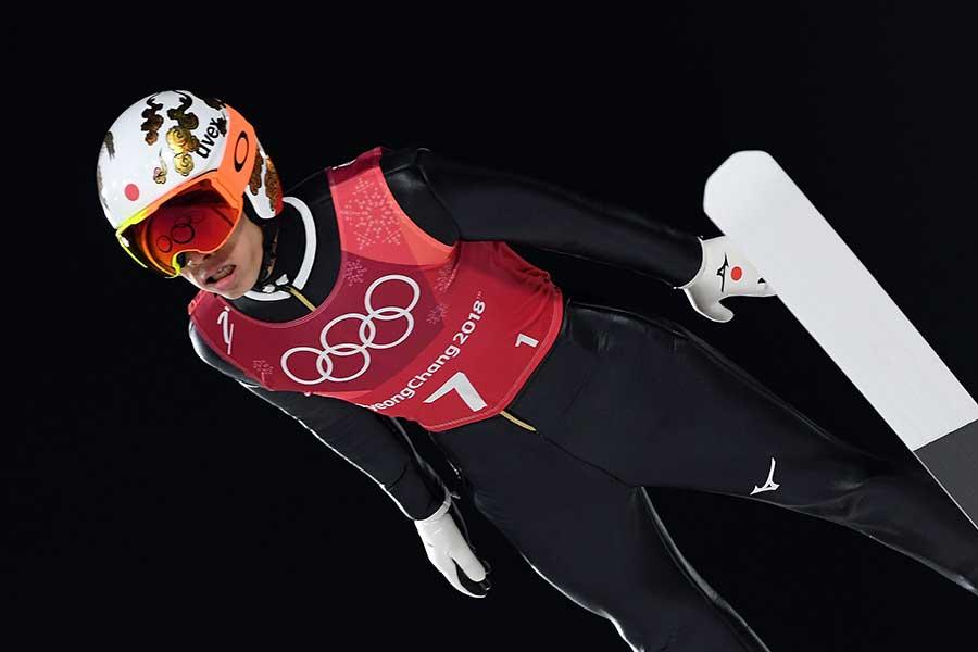 スキージャンプ・竹内択【写真:Getty Images】