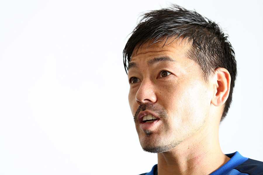 「目指せ、国立!!」 この言葉こそが松井大輔の高校サッカーの原動力だった【写真:小倉元司】