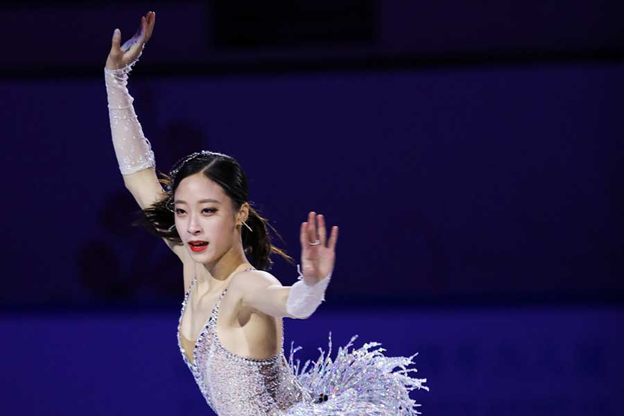 ユ・ヨン【写真:Getty Images】