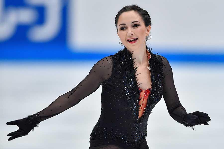 エリザメータ・トゥクタミシェワ【写真:Getty Images】