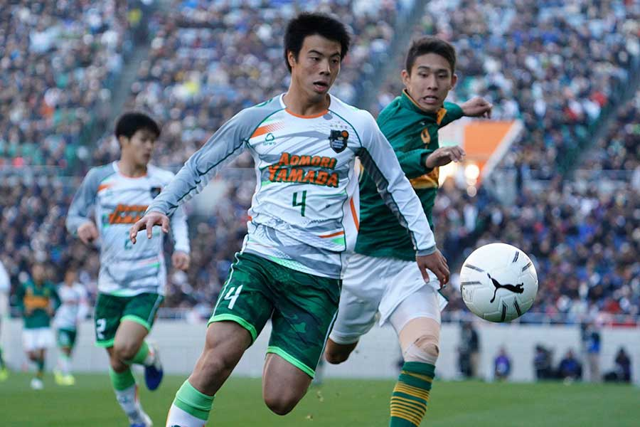 山田 サッカー 選手 青森 青森山田中学校|チーム紹介|高円宮杯 JFA