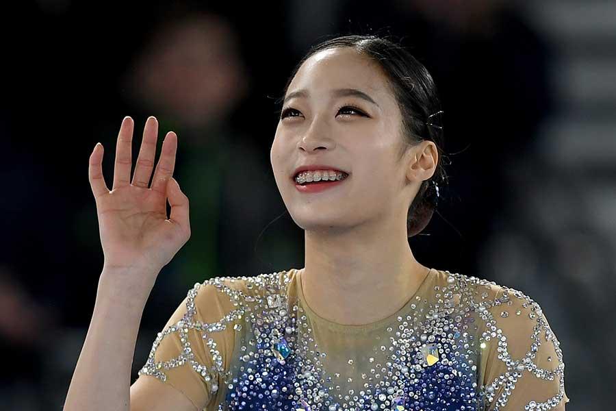 韓国のユ・ヨン【写真:Getty Images】