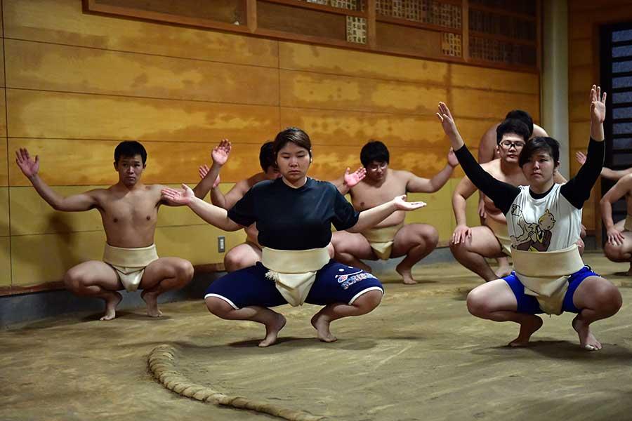 ワシントンポスト紙は日本の相撲文化を特集した【写真:Getty Images】