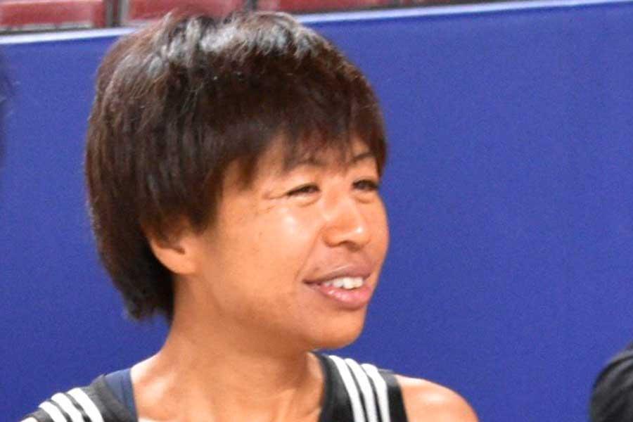 途中棄権で五輪5大会連続出場には手が届かなかった福士加代子【写真:石渡史暁】