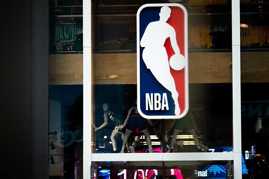 NBAがこのままシーズン終了した場合の経済損失は1100億円を超えると推測される【写真:Getty Images】