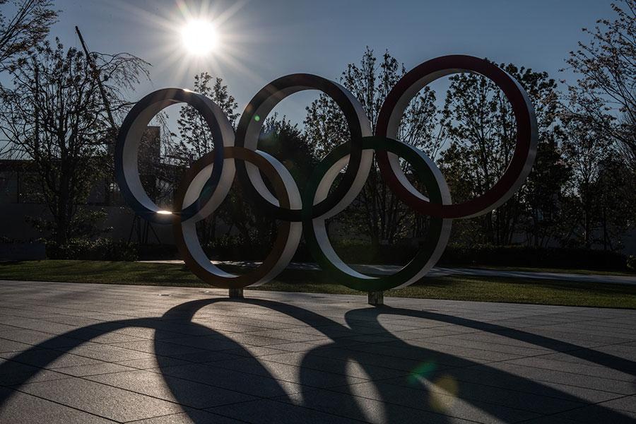 英公共放送「BBC」は東京五輪延期の決断を支持した【写真:Getty Images】