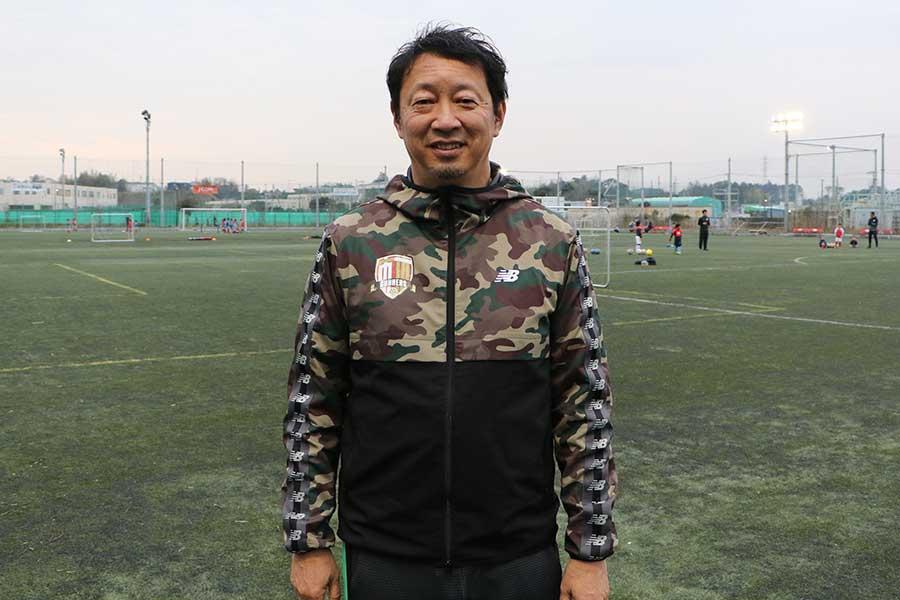 幸野健一の究極の夢は、スポーツで日本を救うことだ【写真:編集部】