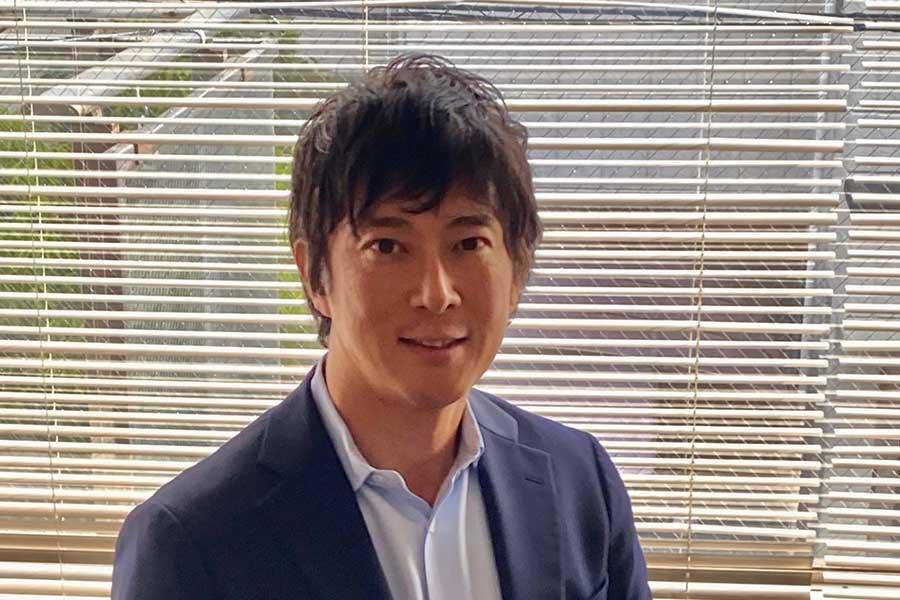 日本ラクロス協会理事・安西渉氏【写真提供:日本ラクロス協会】