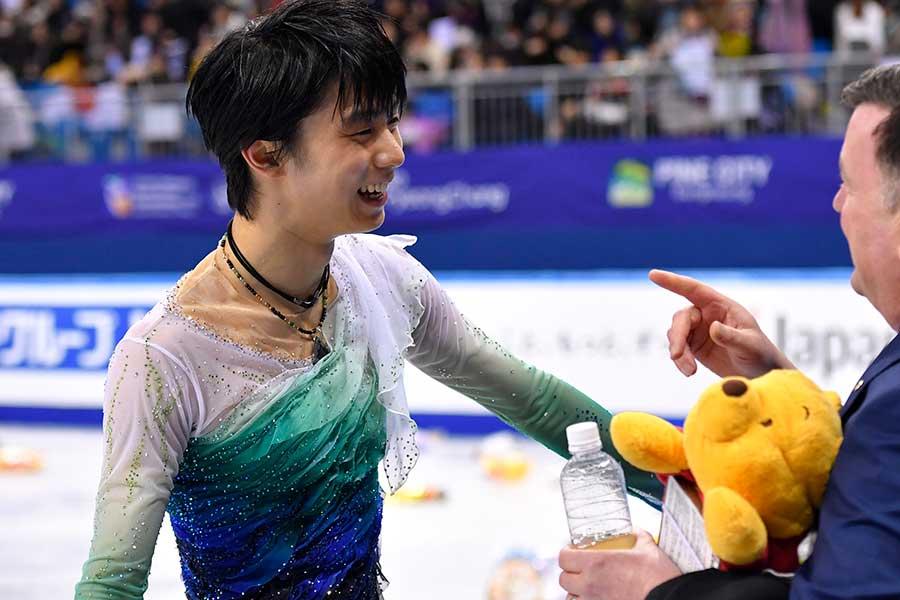 日本人ファンのマナーが脚光を浴びた行動とは…【写真:Getty Images】