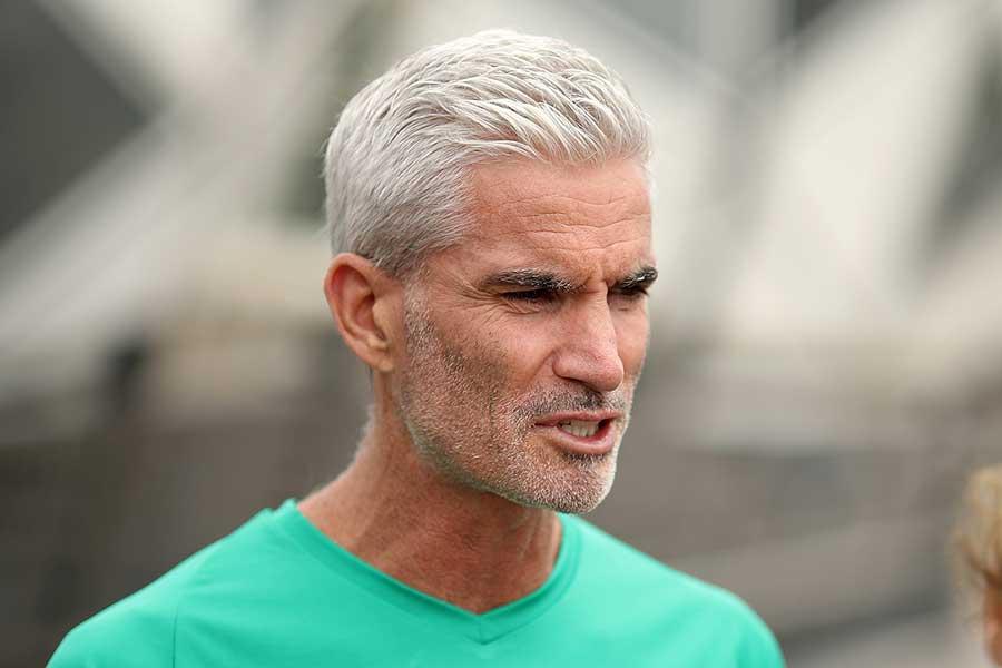 元サッカー選手のクレッグ・フォスター氏は「スポーツと社会的責任」について語った【写真:Getty Images】