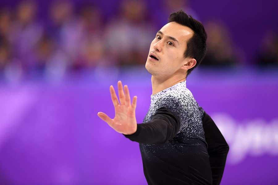 パトリック・チャンさん【写真:Getty Images】