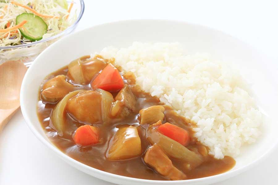 サッカー日本代表の食事メニューに「カレーライス」は欠かせない