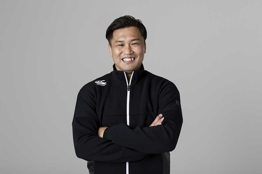 ラグビー元日本代表の大西将太郎氏【写真:スポーツビズ】
